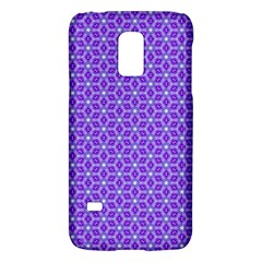 Lavender Tiles Galaxy S5 Mini by jumpercat
