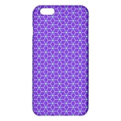 Lavender Tiles Iphone 6 Plus/6s Plus Tpu Case by jumpercat