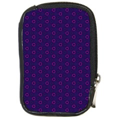 Dark Tech Fruit Pattern Compact Camera Cases by jumpercat