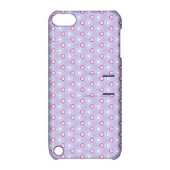 Light Tech Fruit Pattern Apple Ipod Touch 5 Hardshell Case With Stand by jumpercat