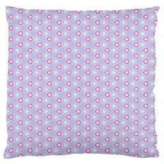Light Tech Fruit Pattern Large Flano Cushion Case (two Sides)