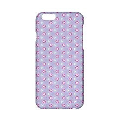 Light Tech Fruit Pattern Apple Iphone 6/6s Hardshell Case by jumpercat