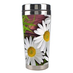 Flowers Flower Background Design Stainless Steel Travel Tumblers