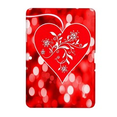Love Romantic Greeting Celebration Samsung Galaxy Tab 2 (10 1 ) P5100 Hardshell Case