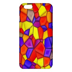 Mosaic Tiles Pattern Texture Iphone 6 Plus/6s Plus Tpu Case by Sapixe