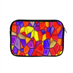 Mosaic Tiles Pattern Texture Apple Macbook Pro 15  Zipper Case by Sapixe