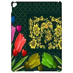 Background Reason Tulips Colors Apple Ipad Pro 12 9   Hardshell Case by Sapixe