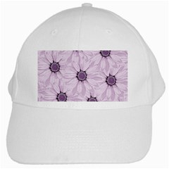 Background Desktop Flowers Lilac White Cap by Sapixe