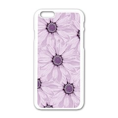 Background Desktop Flowers Lilac Apple Iphone 6/6s White Enamel Case by Sapixe