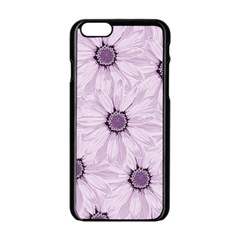 Background Desktop Flowers Lilac Apple Iphone 6/6s Black Enamel Case by Sapixe
