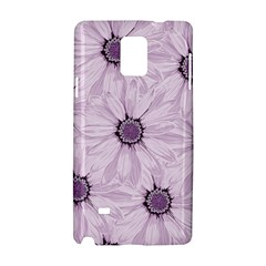 Background Desktop Flowers Lilac Samsung Galaxy Note 4 Hardshell Case by Sapixe