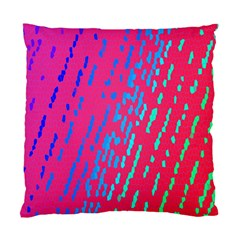 Background Desktop Mosaic Raspberry Standard Cushion Case (one Side) by Sapixe