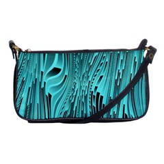 Design Backdrop Abstract Wallpaper Shoulder Clutch Bags by Sapixe