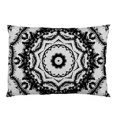 Abstract Pattern Fractal Pillow Case