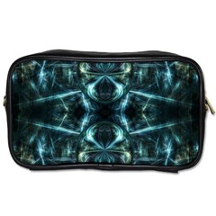 Abstract Fractal Magical Toiletries Bags