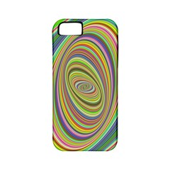 Ellipse Background Elliptical Apple Iphone 5 Classic Hardshell Case (pc+silicone)