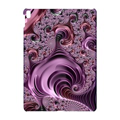 Purple Abstract Art Fractal Apple Ipad Pro 10 5   Hardshell Case