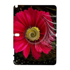 Fantasy Flower Fractal Blossom Galaxy Note 1 by Sapixe