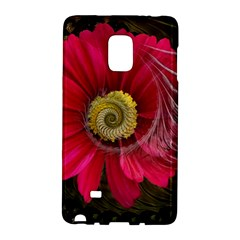 Fantasy Flower Fractal Blossom Galaxy Note Edge by Sapixe
