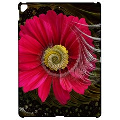 Fantasy Flower Fractal Blossom Apple Ipad Pro 12 9   Hardshell Case by Sapixe
