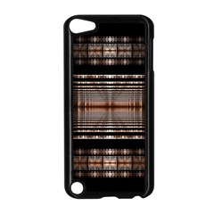 Fractal Art Design Geometry Apple Ipod Touch 5 Case (black)