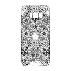 Fractal Background Foreground Samsung Galaxy S8 Hardshell Case
