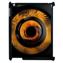 Fractal Mathematics Abstract Apple Ipad 2 Case (black)