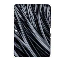 Fractal Mathematics Abstract Samsung Galaxy Tab 2 (10 1 ) P5100 Hardshell Case  by Sapixe
