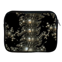 Fractal Math Geometry Backdrop Apple Ipad 2/3/4 Zipper Cases