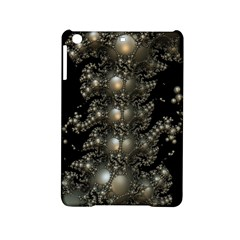 Fractal Math Geometry Backdrop Ipad Mini 2 Hardshell Cases by Sapixe