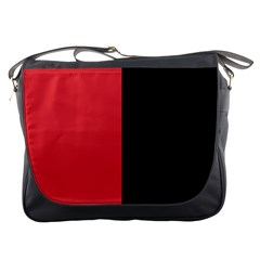 Red And Black Messenger Bags