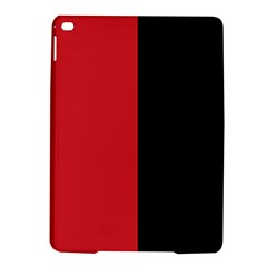 Red And Black Ipad Air 2 Hardshell Cases by jumpercat