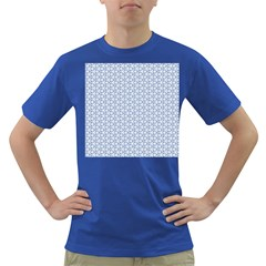 Abstract Ornament Tiles Dark T Shirt by jumpercat