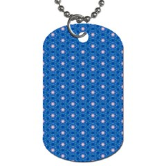 Star Light Dog Tag (one Side)