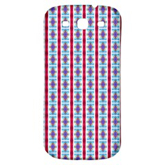 Arabic Ornament Stripes Samsung Galaxy S3 S Iii Classic Hardshell Back Case