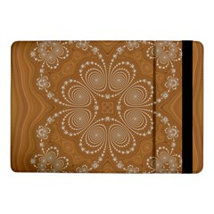 Fractal Pattern Decoration Abstract Samsung Galaxy Tab Pro 10 1  Flip Case