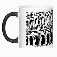 Line Art Architecture Morph Mugs by Sapixe