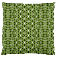 Greenville Pattern Large Cushion Case (two Sides)