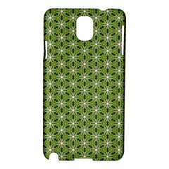 Greenville Pattern Samsung Galaxy Note 3 N9005 Hardshell Case