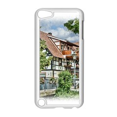 Homes Building Apple Ipod Touch 5 Case (white) by Sapixe