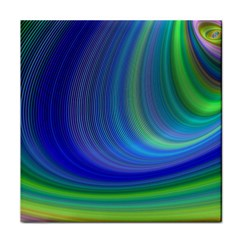 Space Design Abstract Sky Storm Tile Coasters by Sapixe