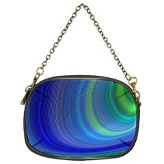 Space Design Abstract Sky Storm Chain Purses (one Side)  by Sapixe