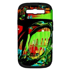 Quiet Place Samsung Galaxy S Iii Hardshell Case (pc+silicone) by bestdesignintheworld