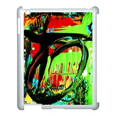 Quiet Place Apple Ipad 3/4 Case (white) by bestdesignintheworld