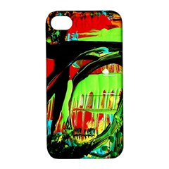 Quiet Place Apple Iphone 4/4s Hardshell Case With Stand by bestdesignintheworld