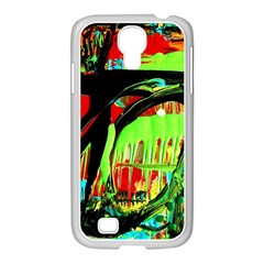 Quiet Place Samsung Galaxy S4 I9500/ I9505 Case (white) by bestdesignintheworld