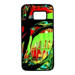 Quiet Place Samsung Galaxy S7 Black Seamless Case by bestdesignintheworld