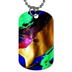 Global Warming 9 Dog Tag (one Side) by bestdesignintheworld
