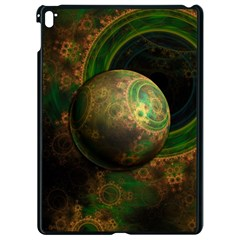 Tiktok s Four Dimensional Steampunk Time Contraption Apple Ipad Pro 9 7   Black Seamless Case by jayaprime