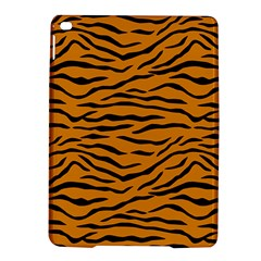Orange And Black Tiger Stripes Ipad Air 2 Hardshell Cases by PodArtist